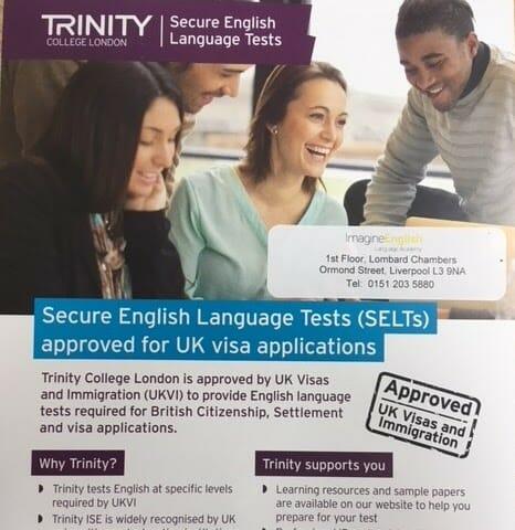 SELT-Course-Provider-Imagine-English-Language-Academy-Liverpool