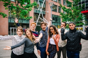 Students-Learn-English-Outside-Of-The-Classroom-Imagine-English-Liverpool